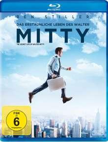 Das erstaunliche Leben des Walter Mitty (Blu-ray), Blu-ray Disc