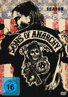 Sons of Anarchy Staffel 1, 3 DVDs