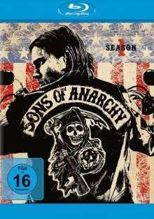 Sons Of Anarchy Season 1 (Blu-ray), 3 Blu-ray Discs