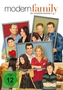 Modern Family Season 1, 3 DVDs