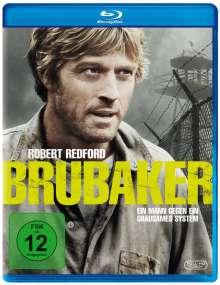 Brubaker (Blu-ray), Blu-ray Disc