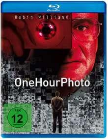One Hour Photo (Blu-ray), Blu-ray Disc