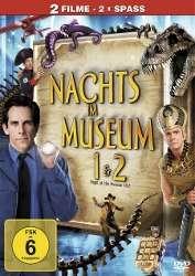 Nachts im Museum 1 & 2, DVD