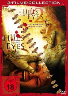 The Hills Have Eyes 1 & 2, DVD