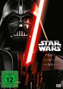 Star Wars Episode IV-VI, 3 DVDs