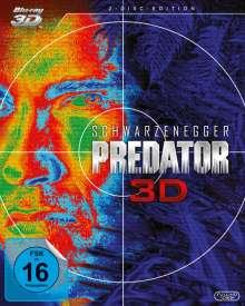 Predator (3D & 2D Blu-ray), 2 Blu-ray Discs