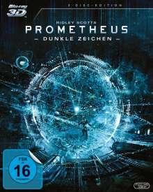 Prometheus (2D & 3D Blu-ray), 3 Blu-ray Discs