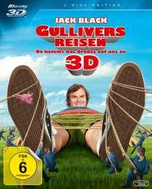 Gullivers Reisen (3D & 2D Blu-ray), 2 Blu-ray Discs