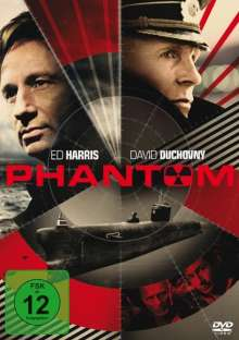 Phantom, DVD