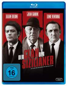 Der Clan der Sizilianer (Blu-ray), Blu-ray Disc