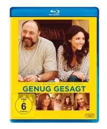 Genug gesagt (Blu-ray), Blu-ray Disc