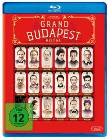 Grand Budapest Hotel (Blu-ray), Blu-ray Disc