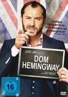 Dom Hemingway, DVD