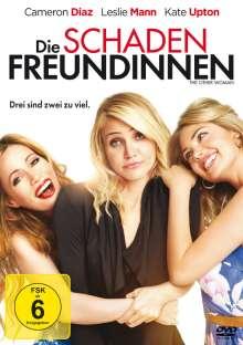 Die Schadenfreundinnen, DVD