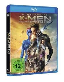 X-Men - Zukunft ist Vergangenheit (Blu-ray), Blu-ray Disc