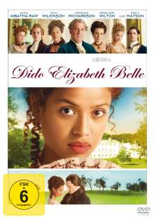 Dido Elizabeth Belle, DVD