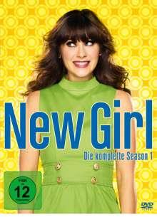 New Girl Season 1, 4 DVDs