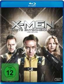 X-Men: Erste Entscheidung (Blu-ray), Blu-ray Disc