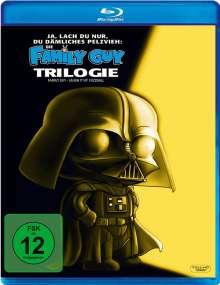 Family Guy: Pelzvieh Trilogy (Blu-ray), 3 Blu-ray Discs