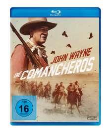 Die Comancheros (Blu-ray), Blu-ray Disc