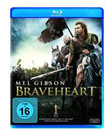 Braveheart (Blu-ray), Blu-ray Disc