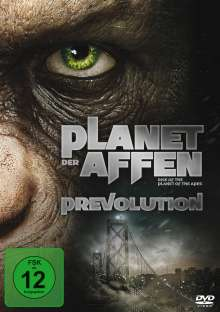 Planet der Affen: Prevolution, DVD