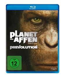 Planet der Affen: Prevolution (Blu-ray), Blu-ray Disc