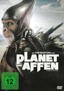 Planet der Affen (2001), DVD