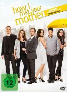 How I Met Your Mother Season 9 (finale Staffel), 3 DVDs