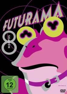 Futurama Season 8, 2 DVDs