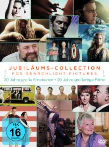 Fox Searchlight Pictures Jubiläums Collection, 21 DVDs