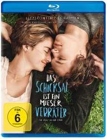 Das Schicksal ist ein mieser Verräter (Blu-ray), Blu-ray Disc