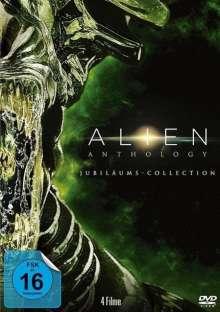 Alien Anthology (Jubiläums Collection), 4 DVDs