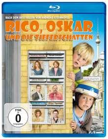 Rico, Oskar und die Tieferschatten (Blu-ray), Blu-ray Disc