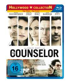 The Counselor (Blu-ray), Blu-ray Disc