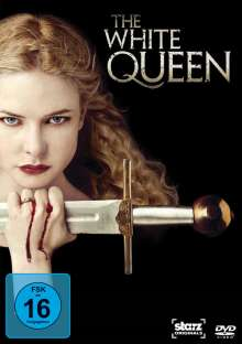 White Queen Season 1, 4 DVDs