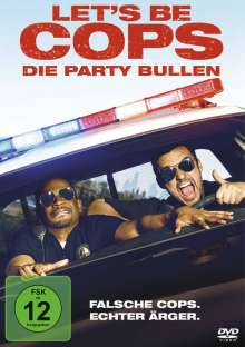 Let's be Cops - Die Party Bullen, DVD