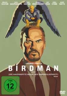 Birdman, DVD