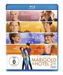 Best Exotic Marigold Hotel 2 (Blu-ray), Blu-ray Disc
