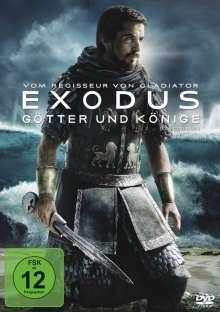 Exodus - Götter und Könige, DVD