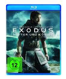 Exodus - Götter und Könige (Blu-ray), Blu-ray Disc
