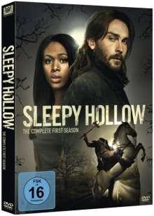 Sleepy Hollow Staffel 1, 4 DVDs