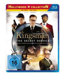 Kingsman - The Secret Service (Blu-ray), Blu-ray Disc