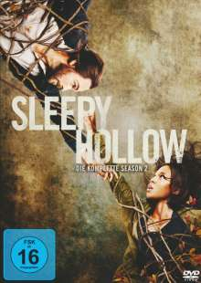 Sleepy Hollow Staffel 2, 5 DVDs