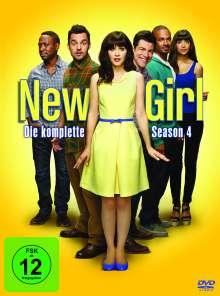 New Girl Season 4, 3 DVDs