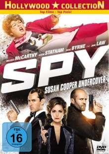 Spy - Susan Cooper Undercover (Blu-ray), Blu-ray Disc
