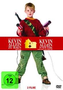 Kevin - Allein zu Haus / Kevin - Allein in New York, DVD