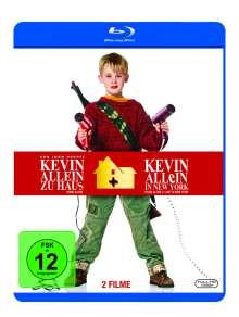 Kevin - Allein zu Haus / Kevin - Allein in New York (Blu-ray), Blu-ray Disc