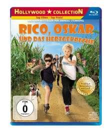 Rico, Oskar und das Herzgebreche (Blu-ray), Blu-ray Disc