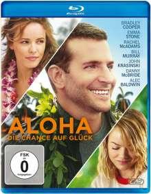 Aloha (Blu-ray), Blu-ray Disc